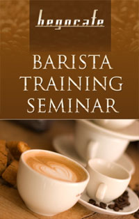 Barista Training Seminar